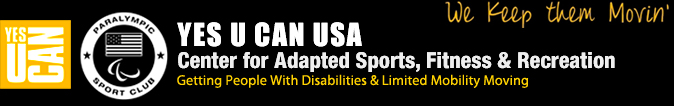 Yes U Can USA |  Center For Adapted Sports, Fitness & Recreation